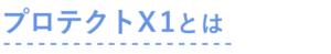 プロテクトX1